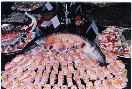 Salmon Display